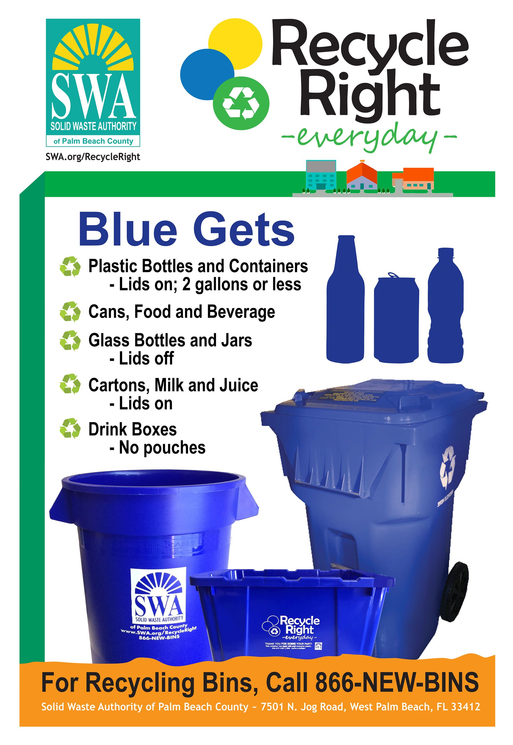 2015 Blue Recycle Right 8.5x11 Flyer for Web