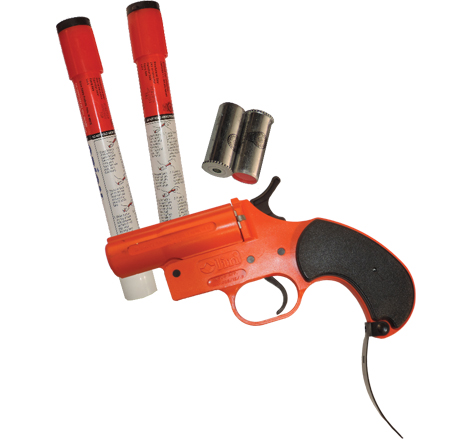 Flare Guns and Accessories 471x441