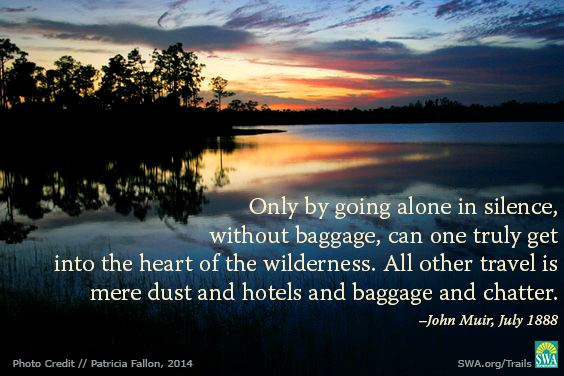 Muir Quote - Travel