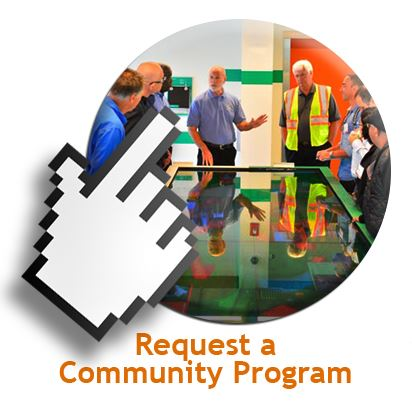 Community Program Form Button