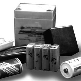 Batteries1 BW
