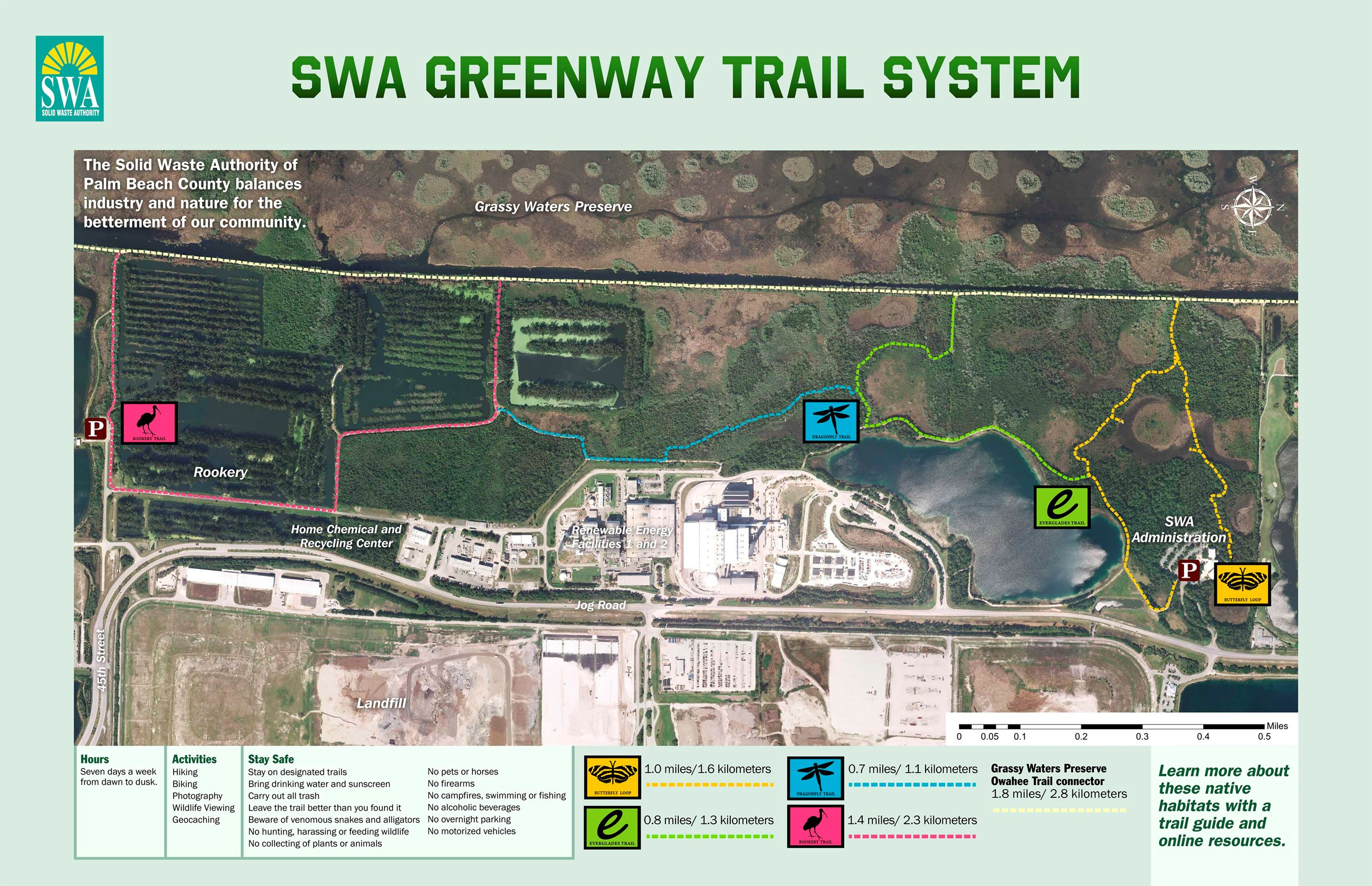 2016 SWA Greenway Trail System Map_Web