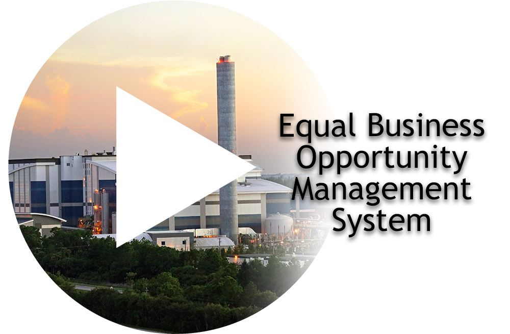 Equal Business Opportunity Management System Logo
