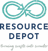 Resource Depot Logo with Tagline