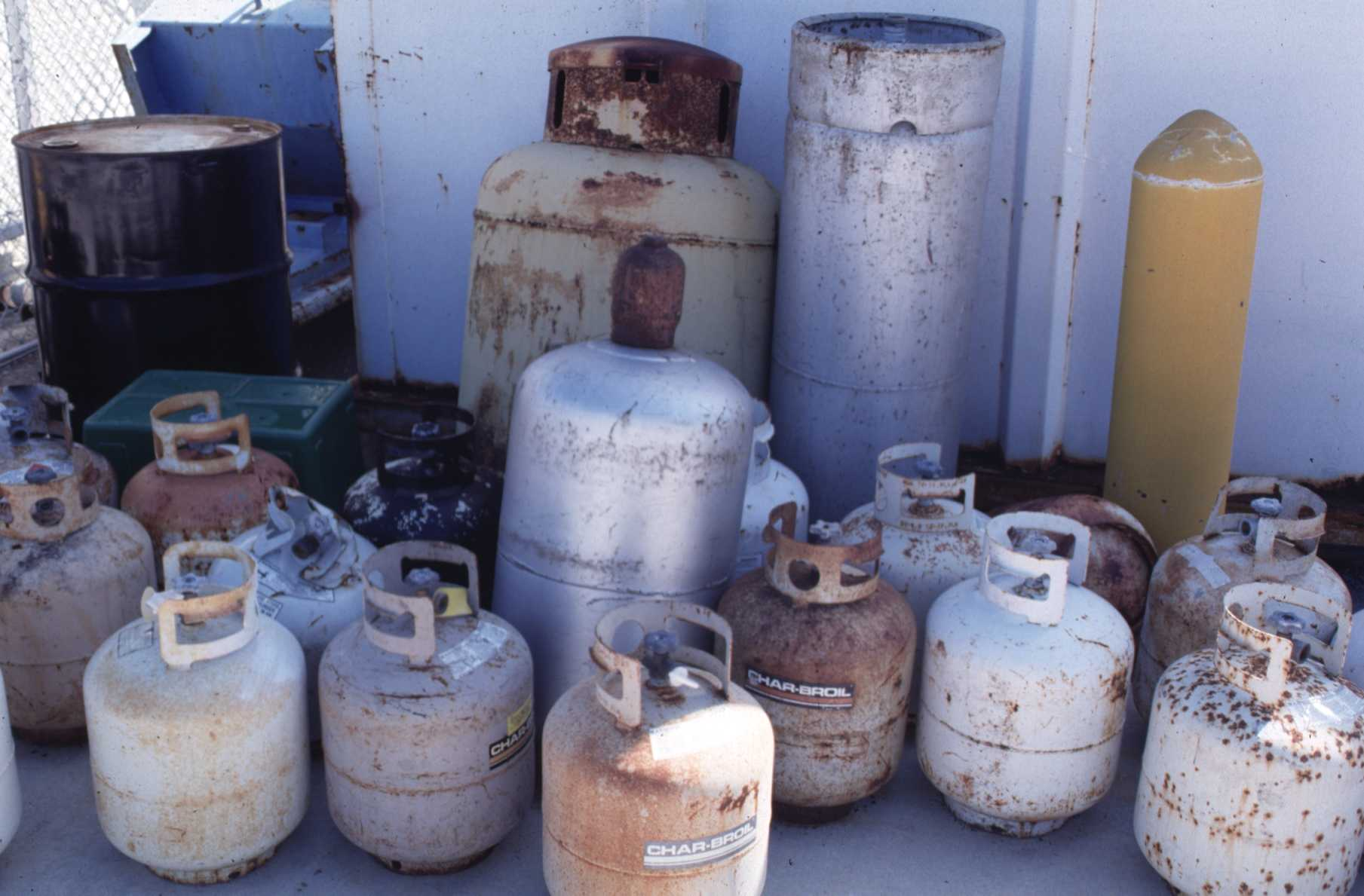 Compressed Gas Cylinders Solid Waste Authority Of Palm