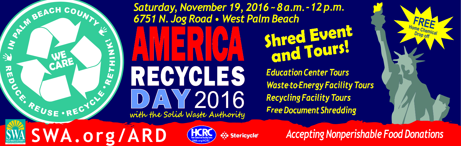 2016 America Recycles Day Celebration