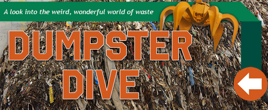Dumpster Dive Blog Header